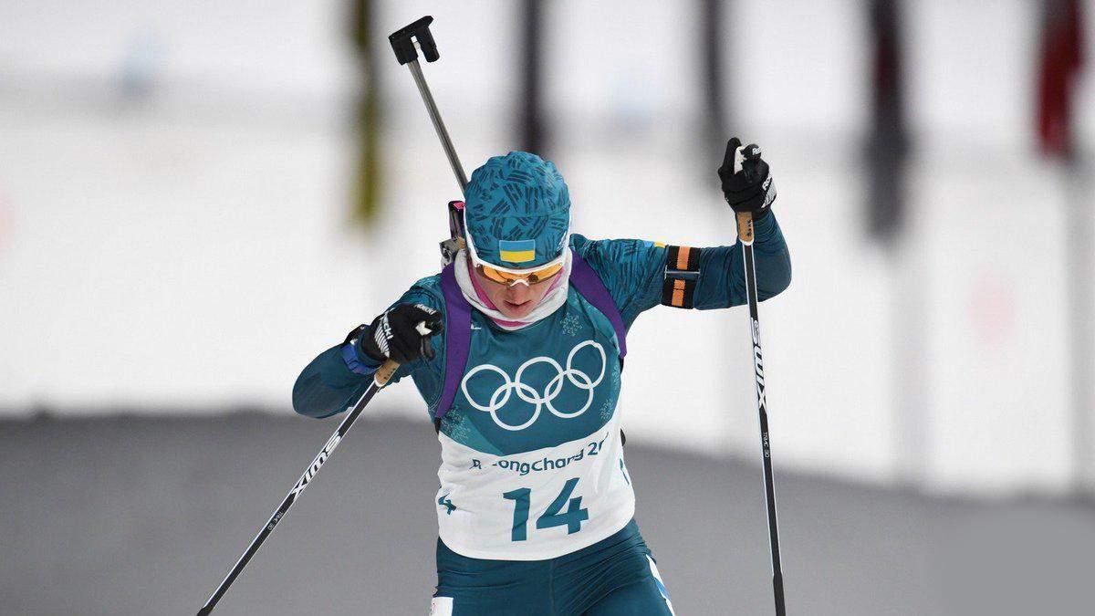 У біатлоністки Віти Семеренко – коронавірус, вона не відправилася на збір команди