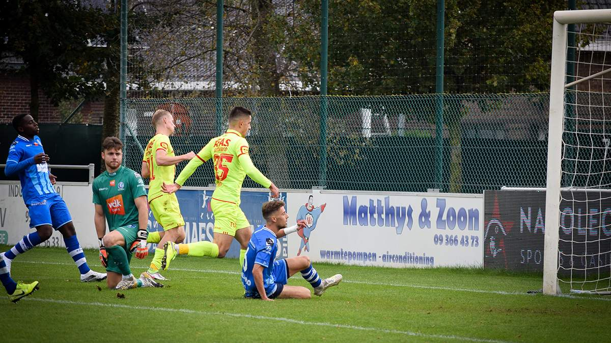 Марьян Швед впервые забил за новый клуб в Бельгии: видео гола