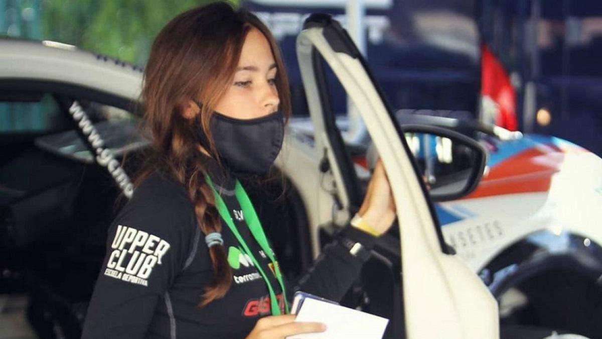 Іспанська гонщиця Лаура Сальво загинула внаслідок аварії під час змагань