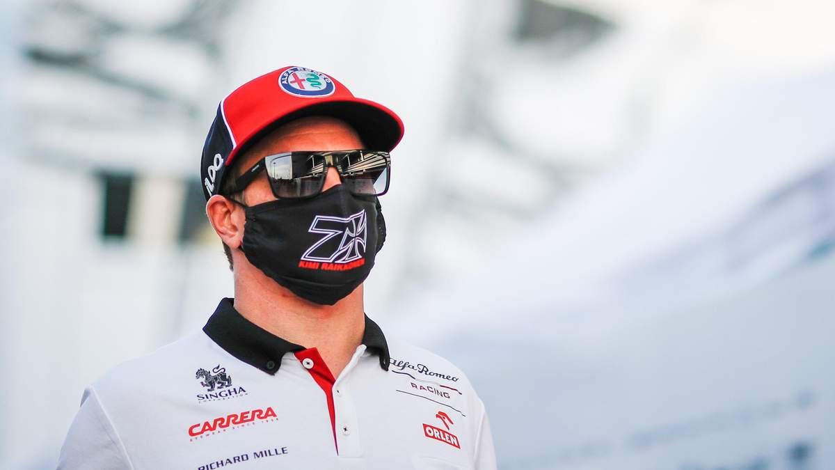 Кими Райкконен установил рекорд в Формуле-1 по количеству проведенных гонок