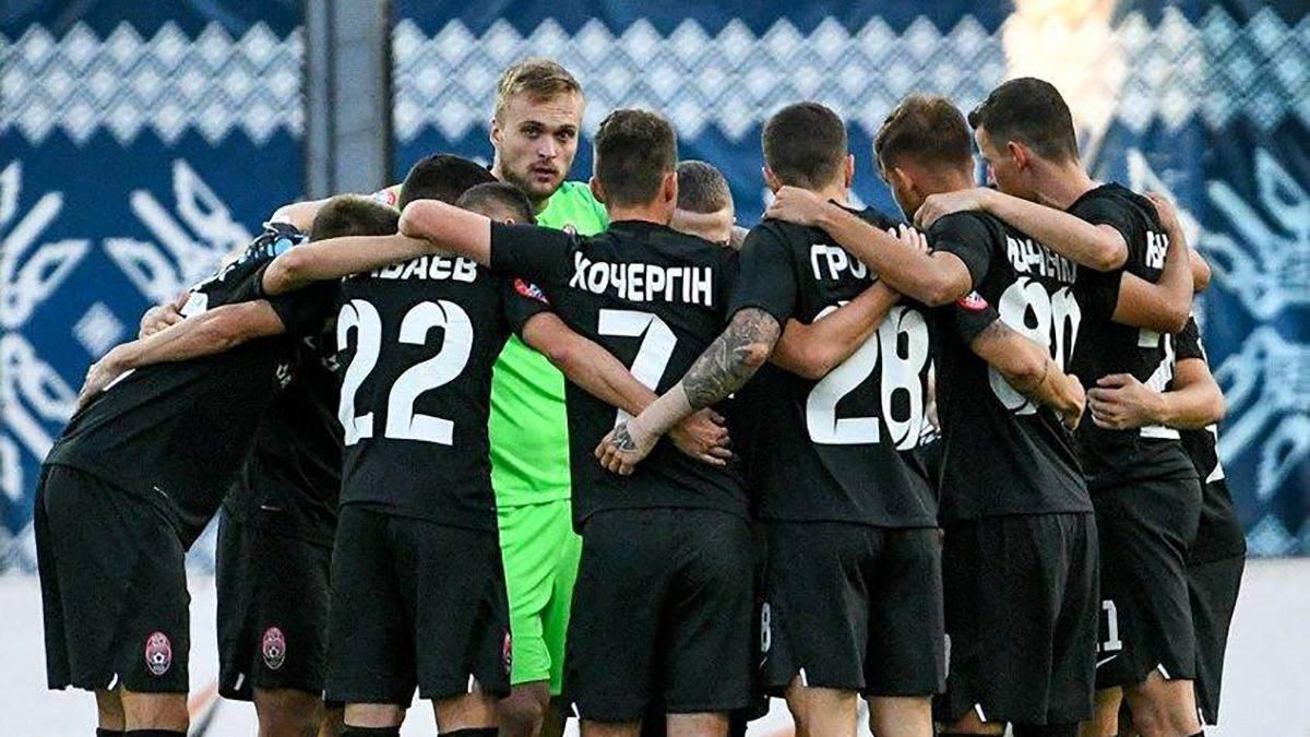 Зоря – Колос – онлайн матч чемпіонату України 17 жовтня 2020