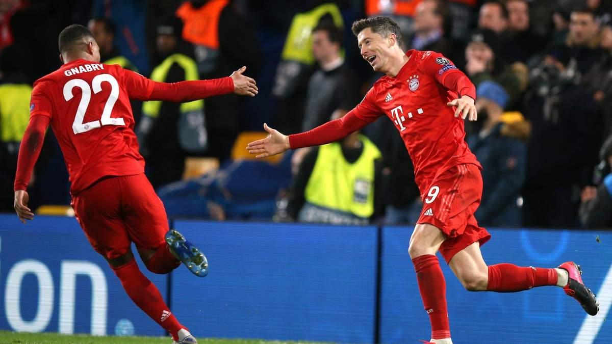 Бавария – Атлетико: счет и обзор матча 21.10.2020 – ЛЧ