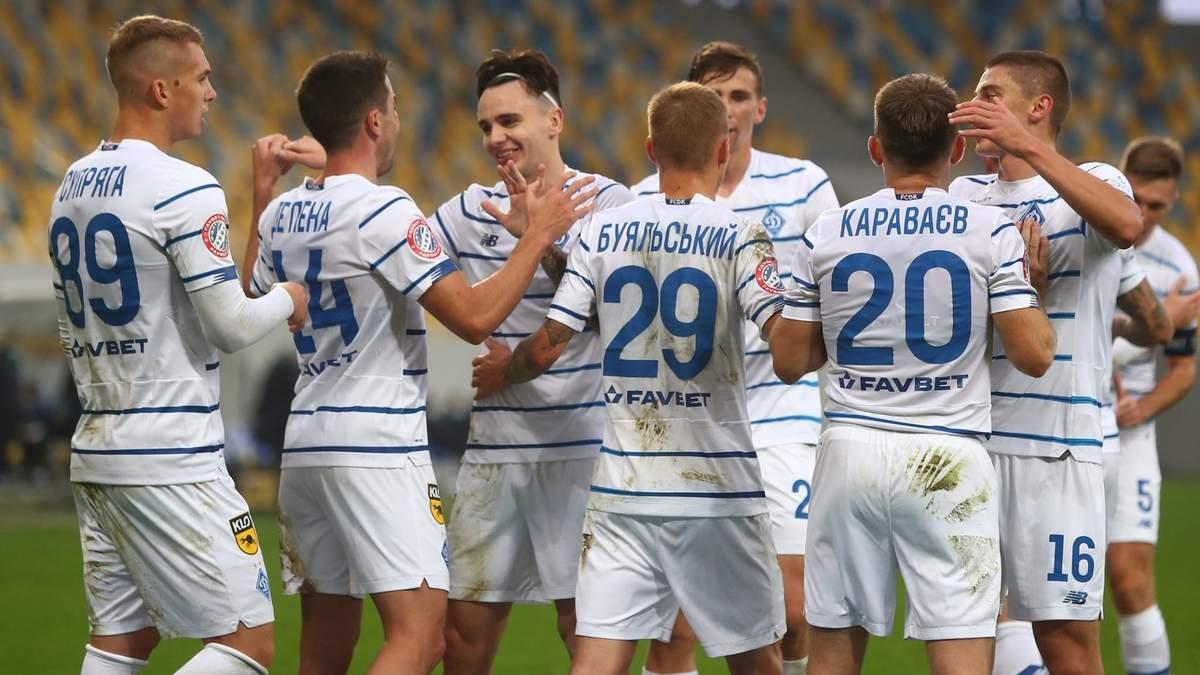 Динамо – Олександрія – прогноз і ставки на матч 24.10.2020 – УПЛ