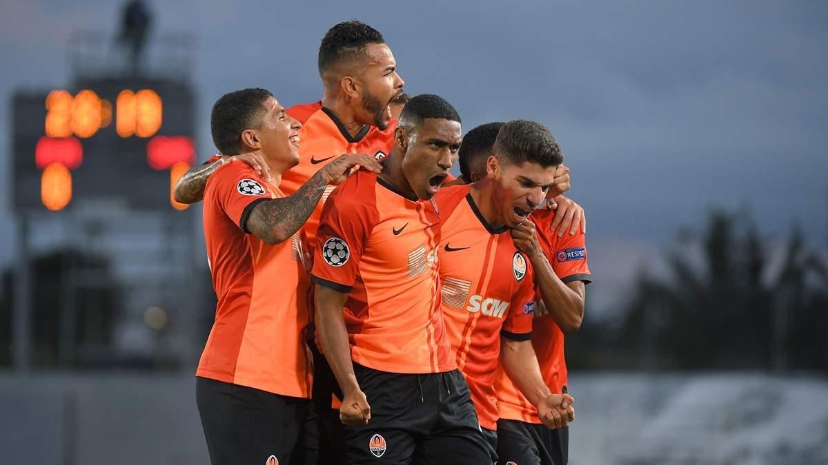 Реал – Шахтар: рахунок і огляд матчу 21.10.2020 – ЛЧ