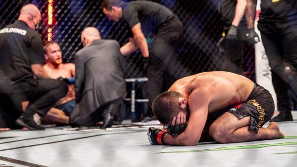 Хабиб – Гейджи – видео боя, обзор и кто победил в UFC 254