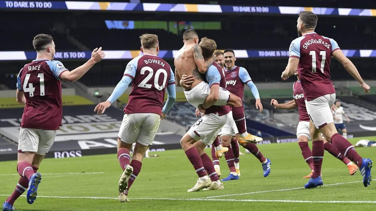 Вест Хем – Манчестер Сіті: прогноз і ставки на матч 24.10.2020