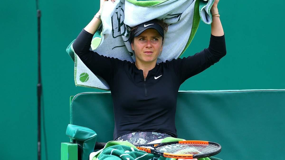Свитолина сенсационно проиграла на турнире WTA