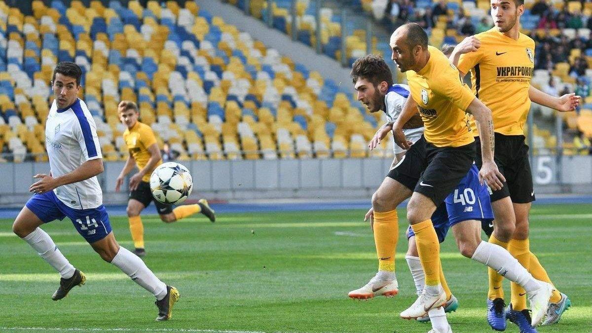 Динамо – Олександрія: рахунок і огляд матчу 24.10.2020 – УПЛ