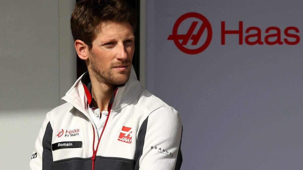 Остання глава закінчена: Грожан підтвердив, що покине Haas після завершення сезону