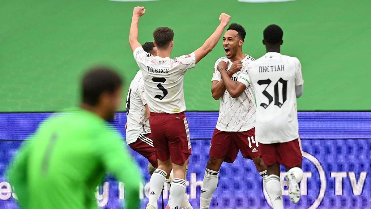 Арсенал – Лестер: прогноз і ставки на матч 25.10.2020
