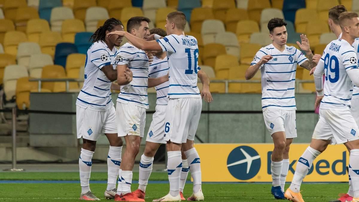 Ференцварош – Динамо смотреть онлайн – трансляция матча 28.10.2020