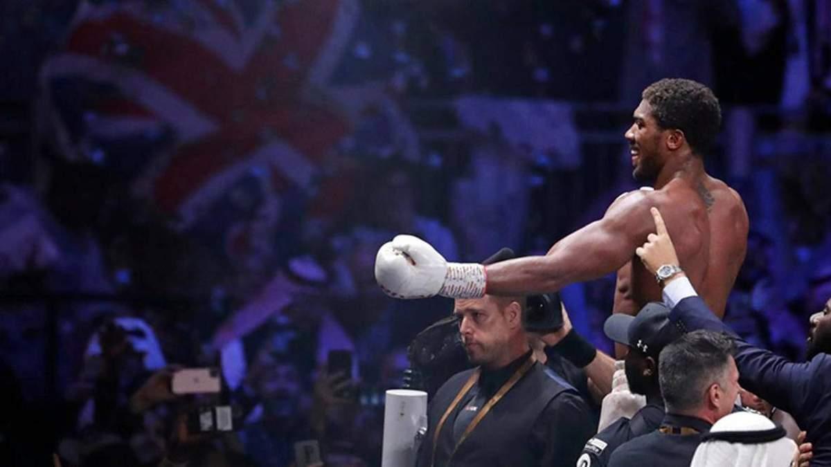 Джошуа – Фьюри: названа дата поединка за звание абсолютного чемпиона мира