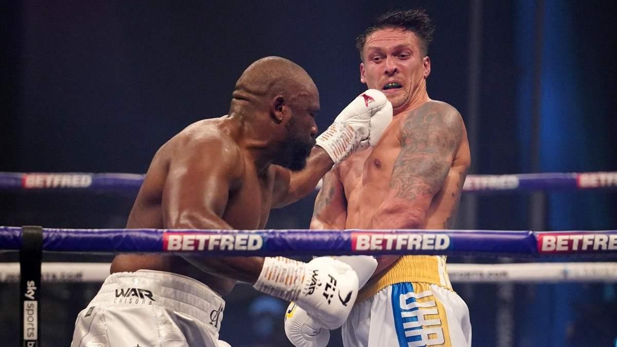 Усик – Чісора: гонорари боксерів