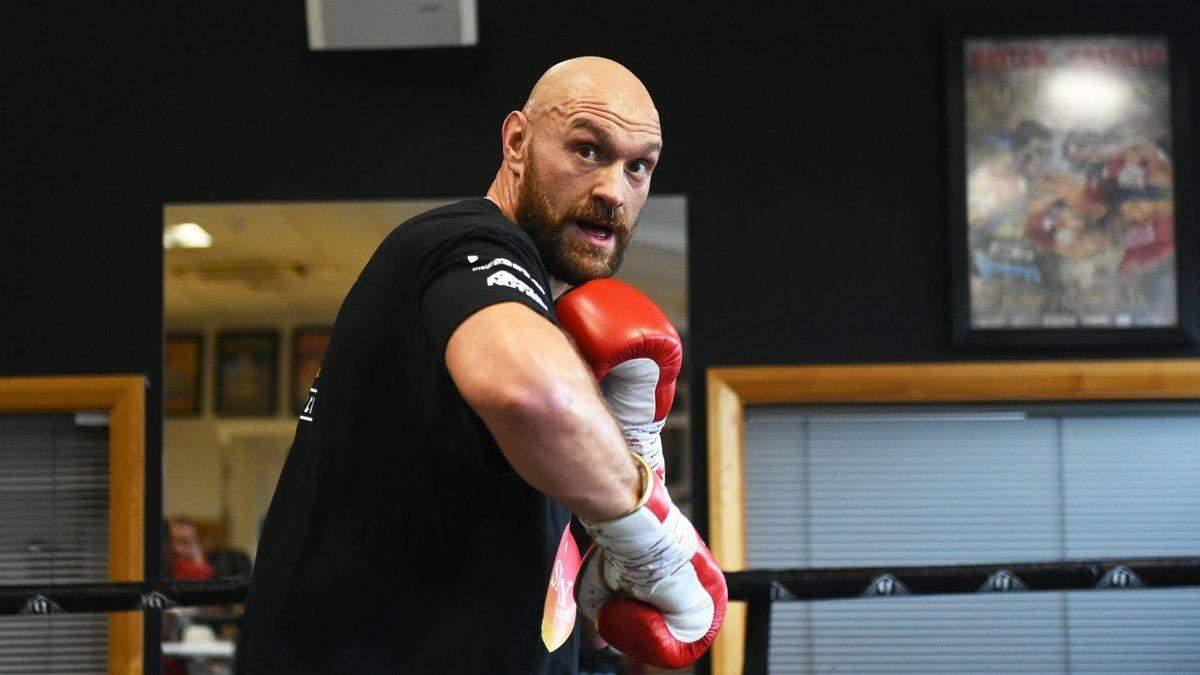 Фьюри выбрал следующего соперника на бой за титул WBC  – он побеждал Чисору