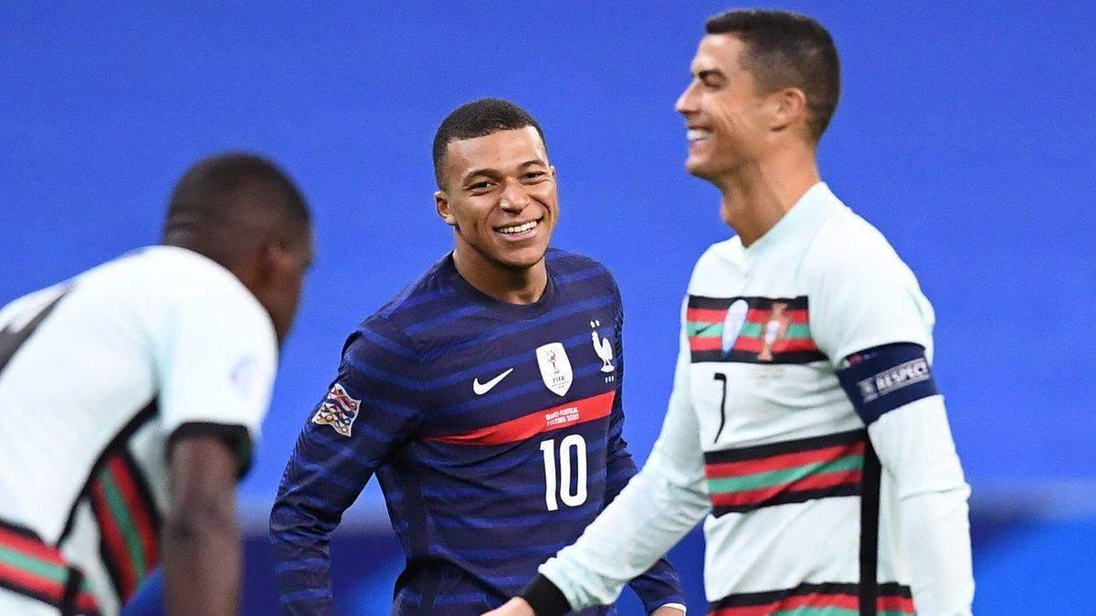 Ліга націй – Португалія – Франція: рахунок і огляд матчу 14.11.2020