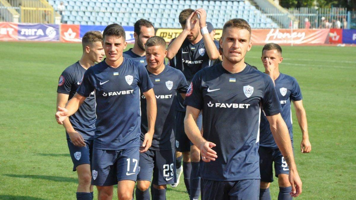 Минай – Дніпро-1: рахунок і огляд матчу 22.11.2020 – УПЛ