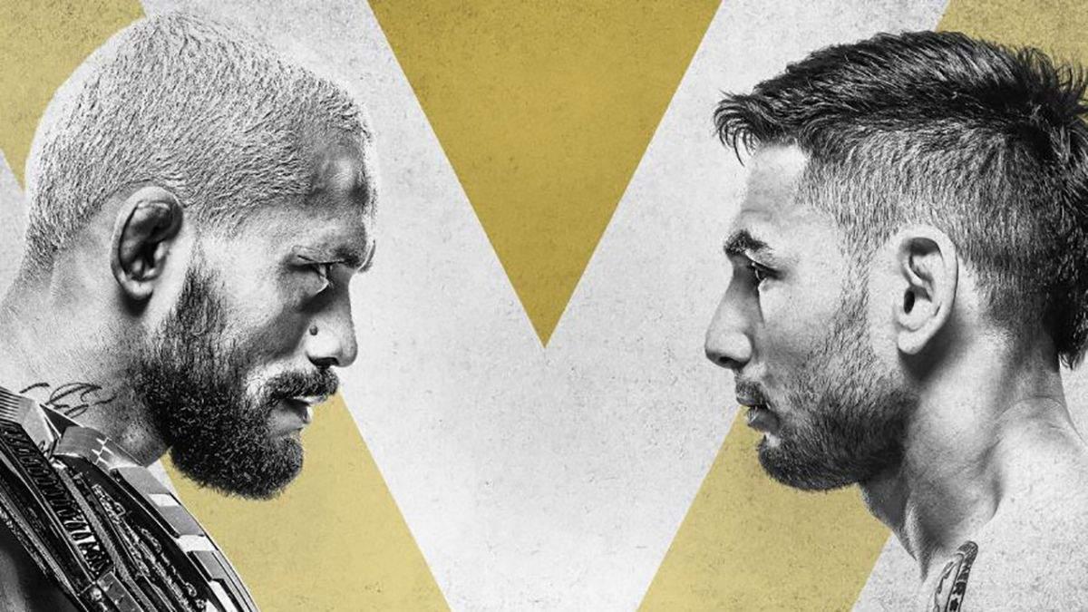 UFC 255: Прогноз букмекерів на головний бій Фігейреду – Перес - Спорт 24
