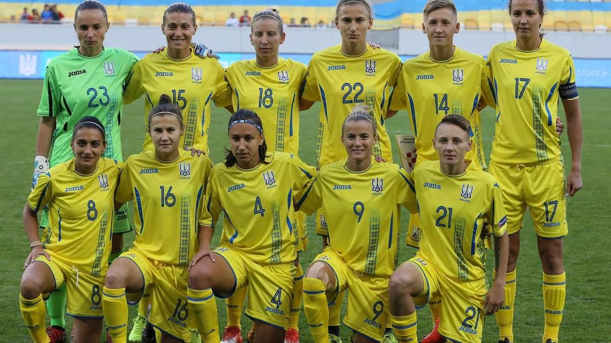 Жіноча збірна України з футболу