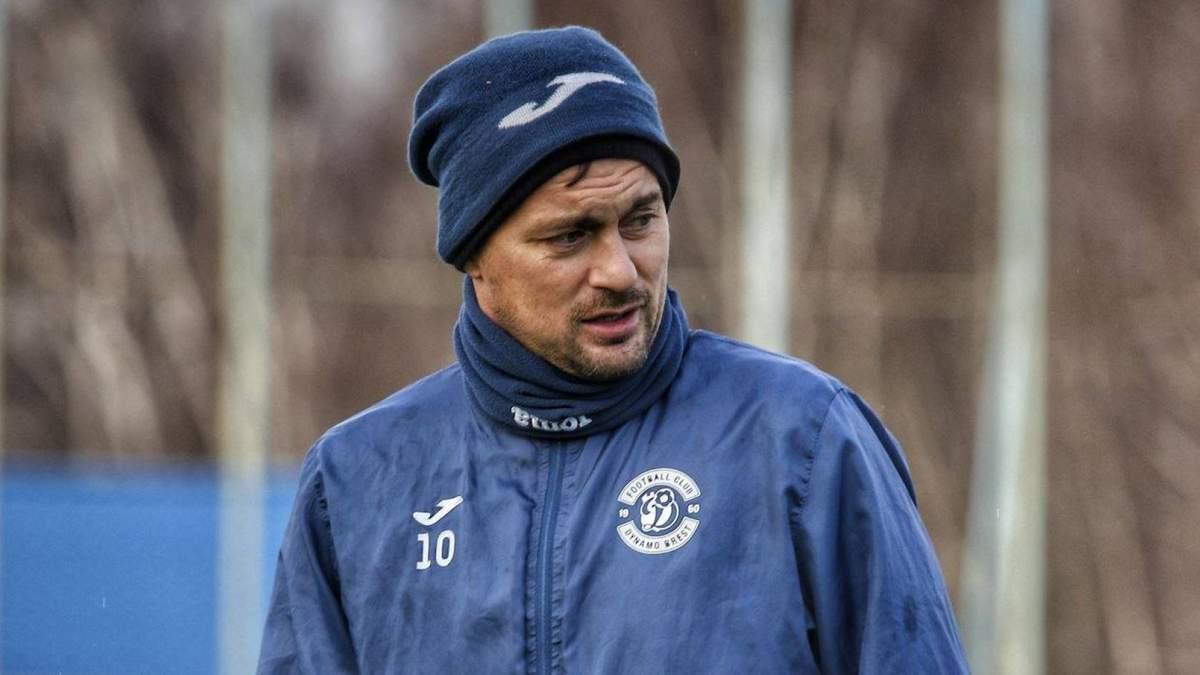 Мілевський забив у чемпіонаті Білорусі після 820 хвилин мовчання