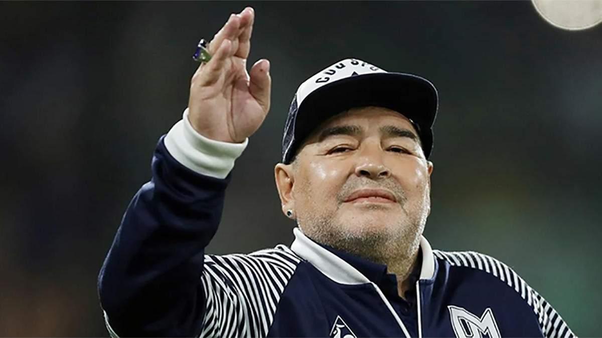 Диего Марадона умер – причина смерти футболиста из Аргентины
