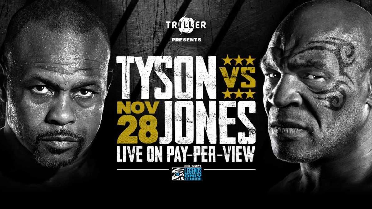 Тайсон – Джонс – дата бою і анонс поєдинку