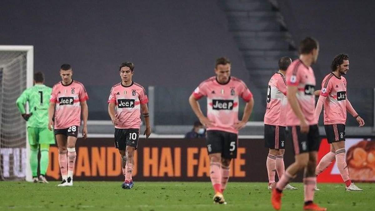 Беневенто – Ювентус: рахунок і огляд матчу 29.11.2020 – Серія А