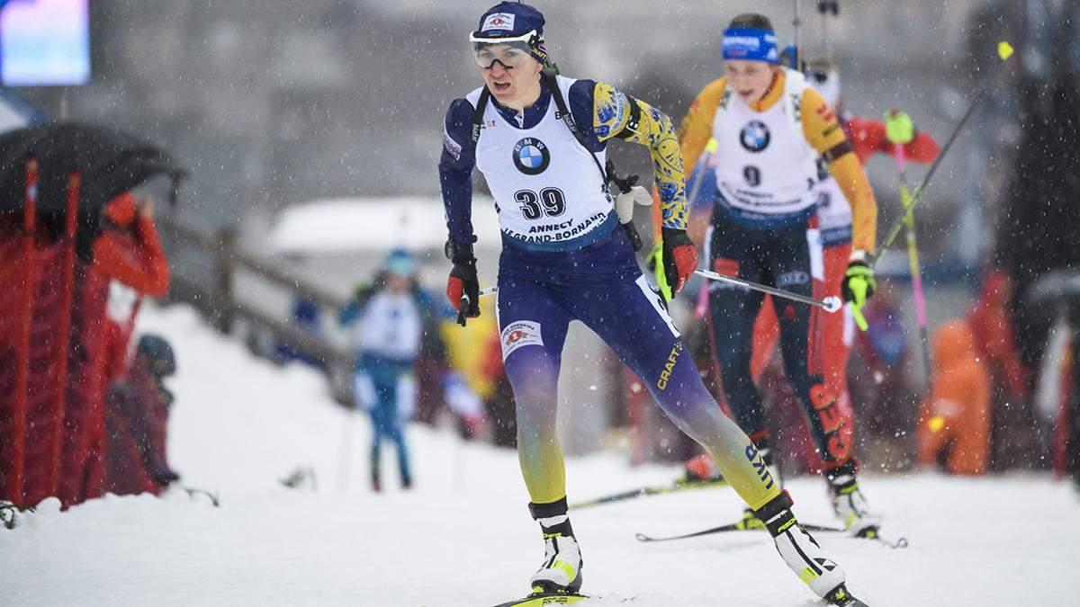 Кубок світу з біатлону: результати жіночого спринту 29.11.2020