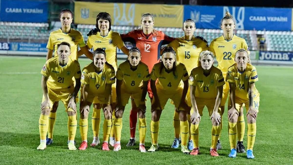 Україна – Чорногорія: результат та відео матчу