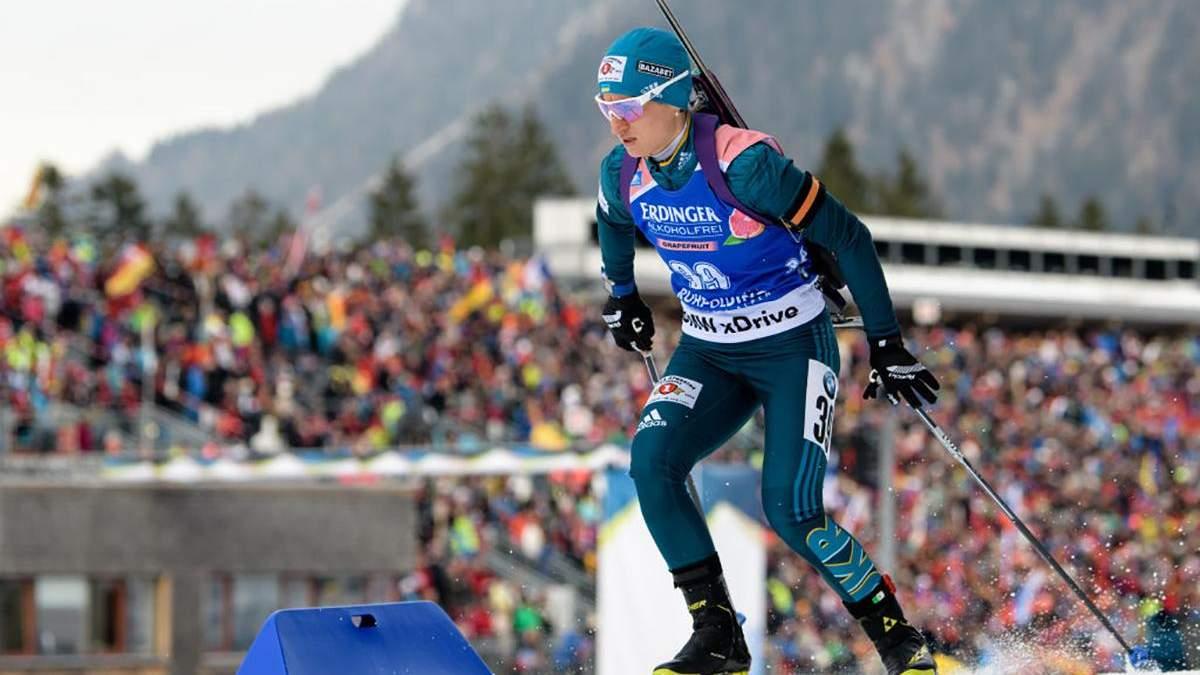 Кубок світу з біатлону: результати жіночого спринту 03.12.2020