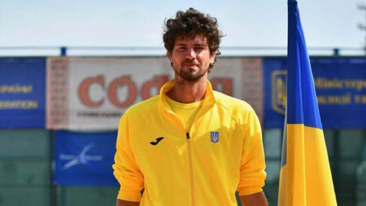 Скандал з договірними матчами: український тенісист отримав довічну дискваліфікацію