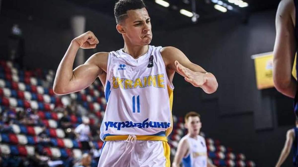 Баскетболист сборной Украины может перейти в клуб НБА: что известно