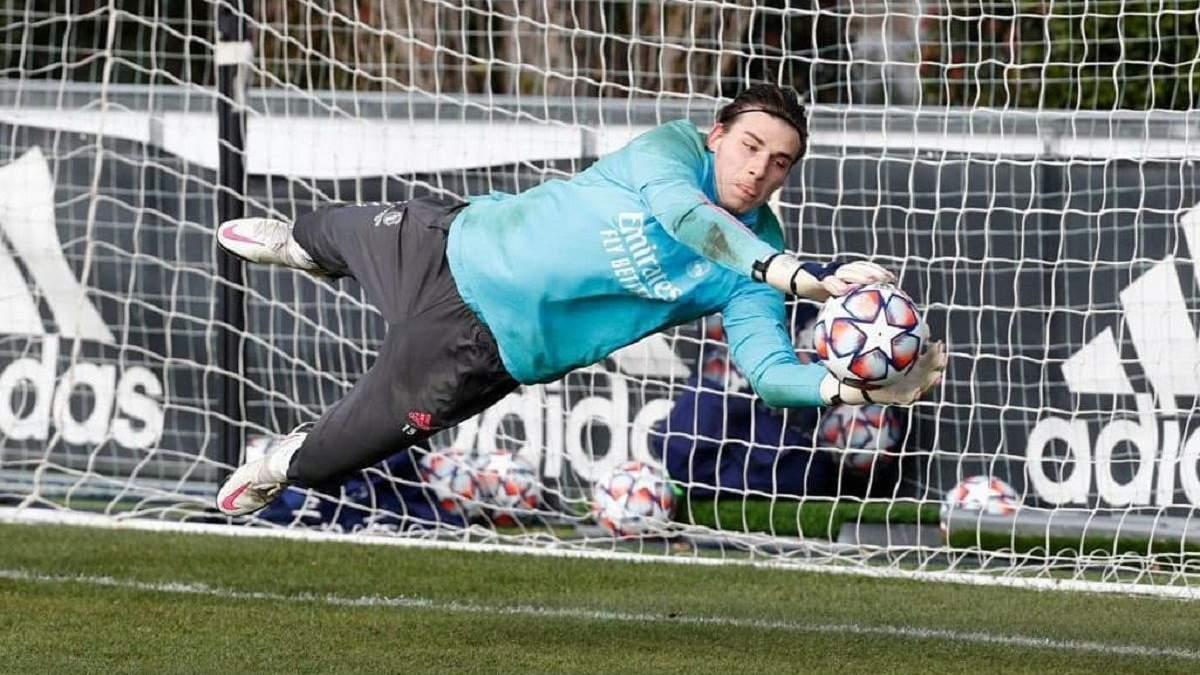 Непробиваемая скала: как Лунин не оставил никаких шансов игрокам Реала – видео