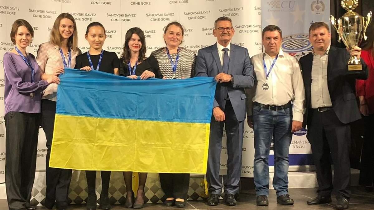 """Три українські команди зіграють у """"шаховій Лізі чемпіонів"""""""