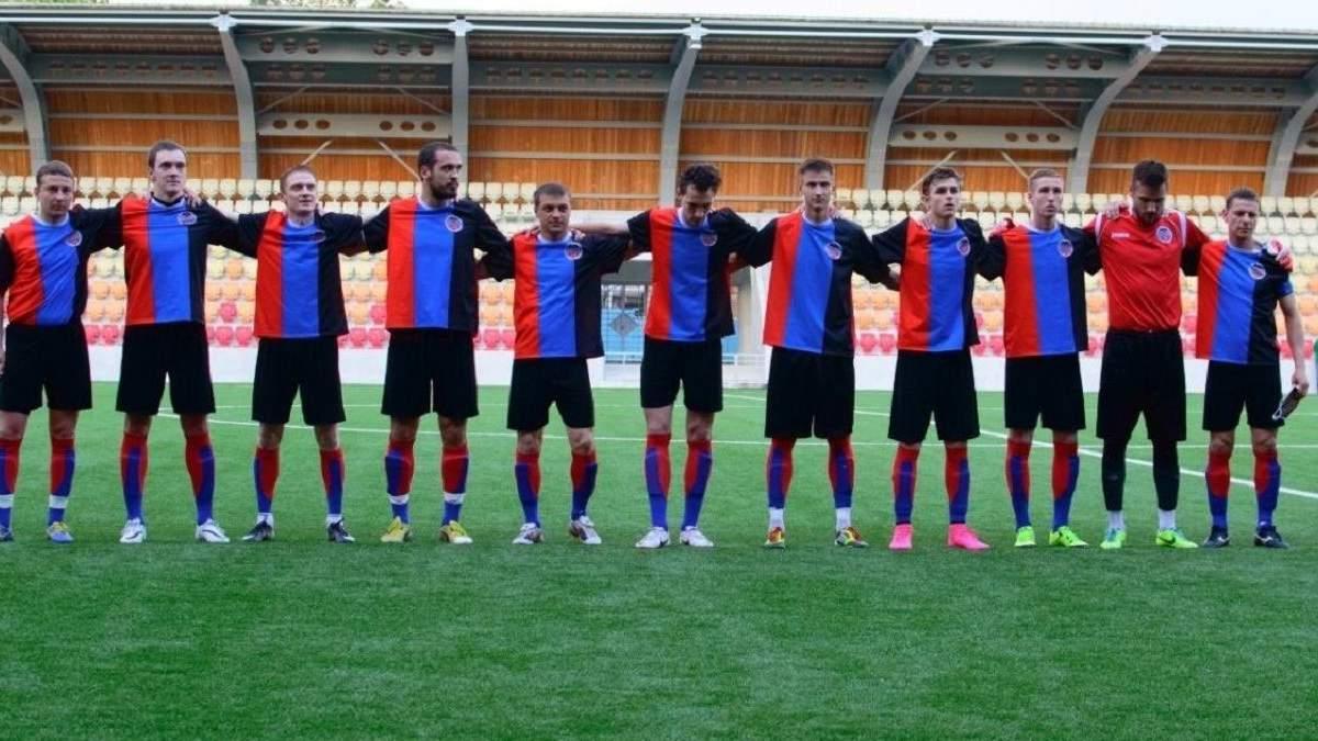 В Украине начали расследование против 9 футболистов, игравших за сборную оккупантов
