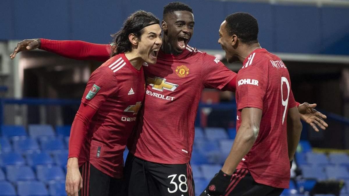 Лестер – Манчестер Юнайтед: прогноз і ставки на матч 26.12.2020