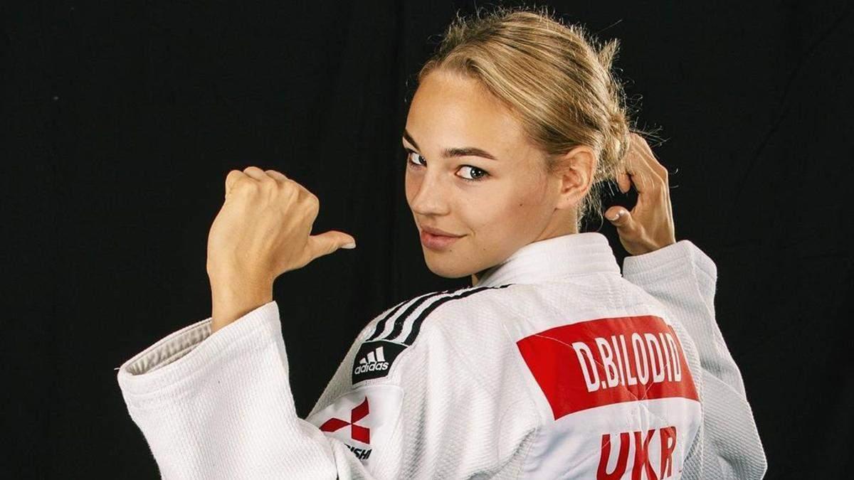 Дарія Білодід визнана найкращою дзюдоїсткою світу 2019/2020
