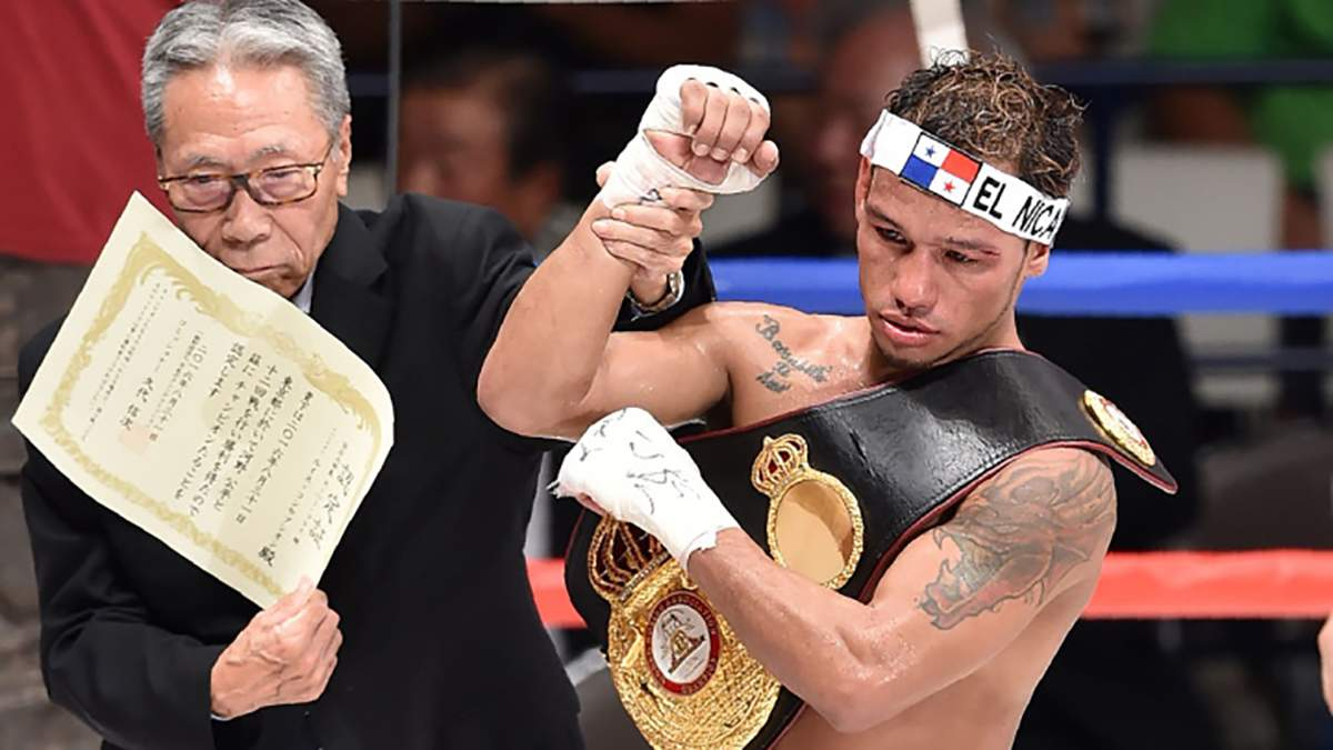 Луис Консепсьон бросил вызов украинскому боксеру Артему Далакяну