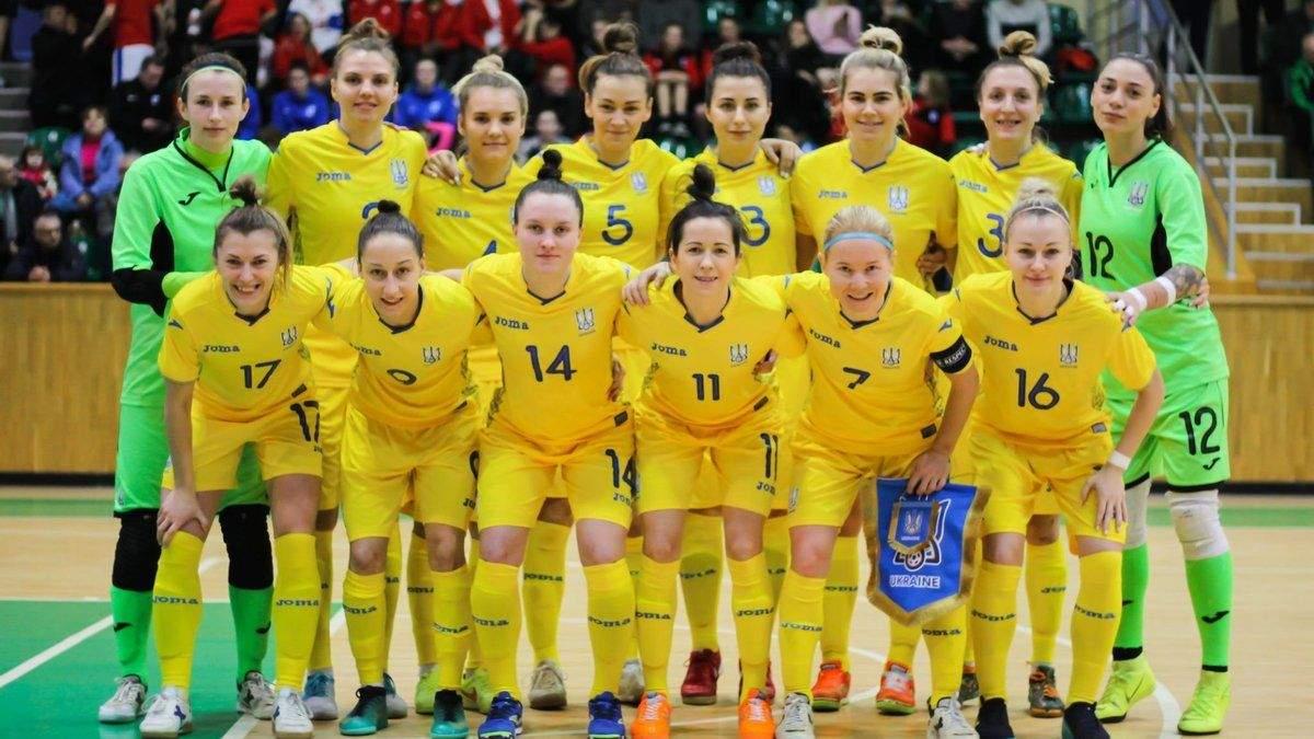 Мовчання Асоціації, незламний характер дівчат: підсумки 2020 року для жіночого футзалу в Україні