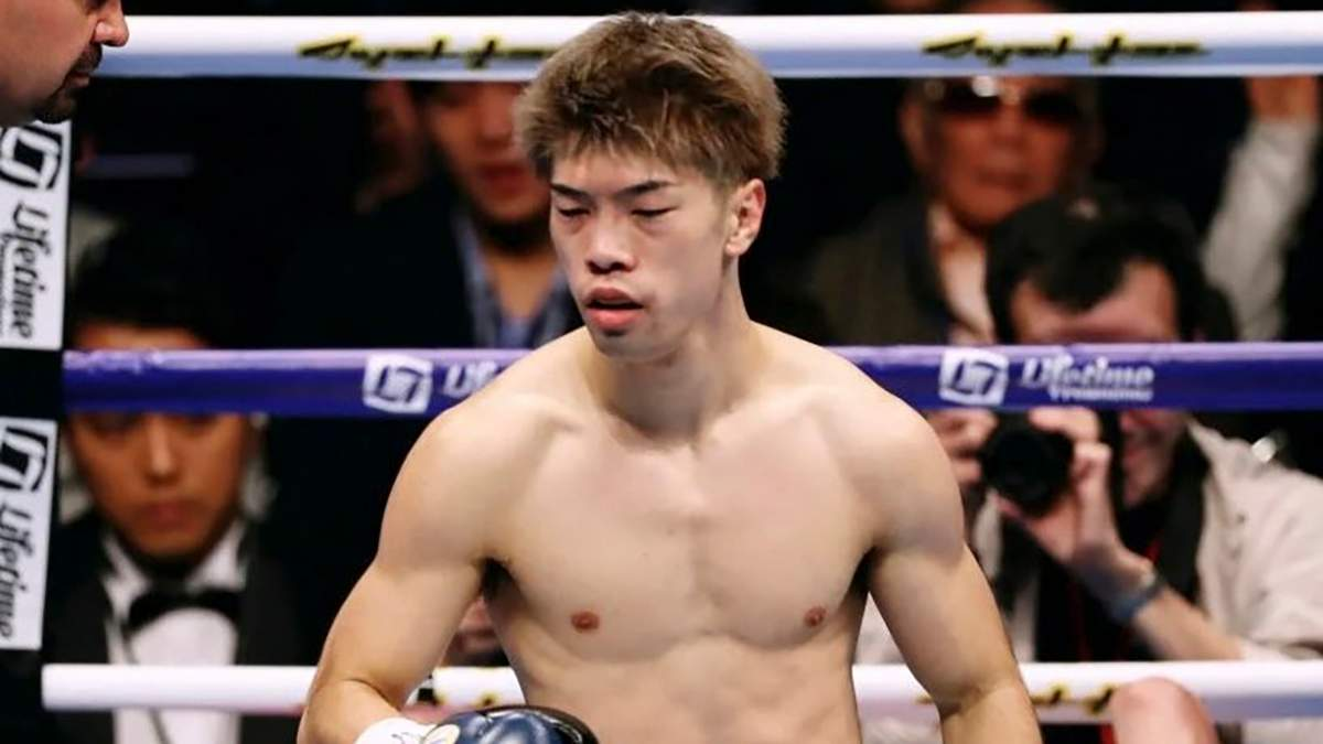 Чемпион WBO Кадзуто Иока победил Косеи Танаку: видео