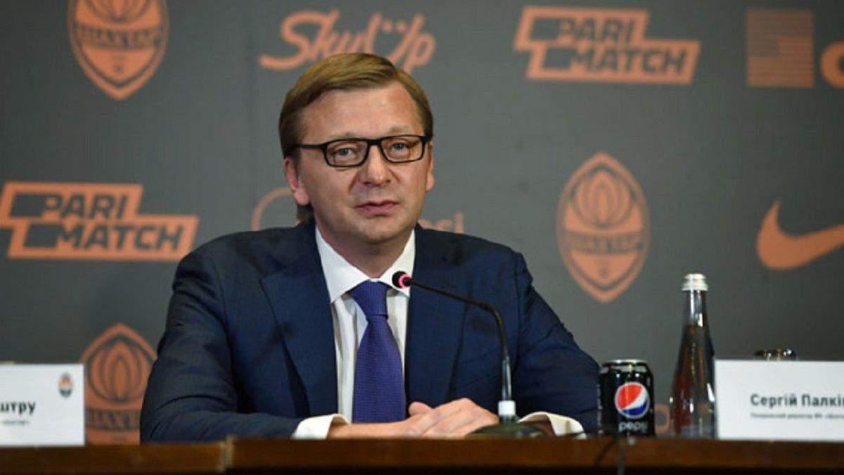 Сергій Палкін розповів про відносини між Шахтарем та Динамо