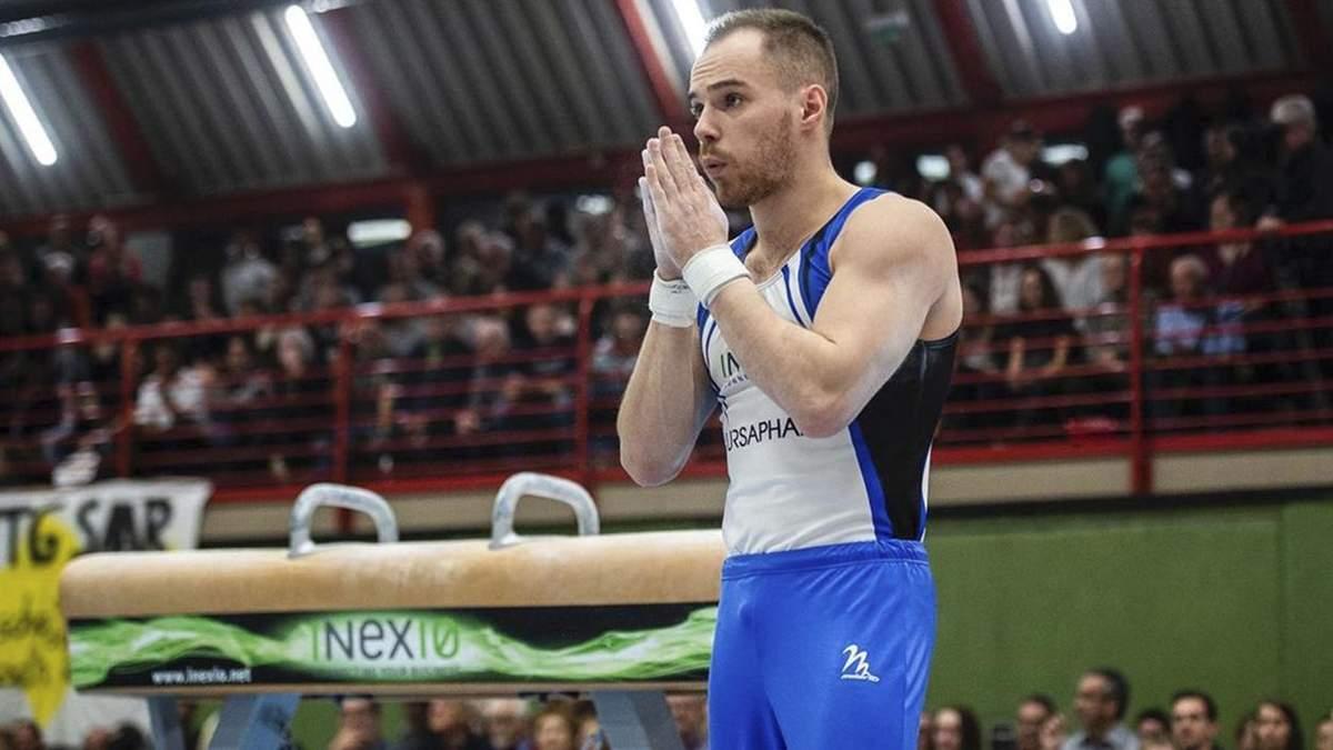 Олімпійський чемпіон Олег Верняєв відсторонений від змагань