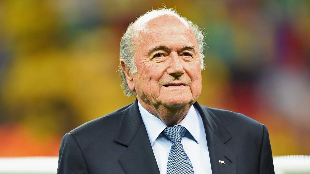 84-летний экс-президент ФИФА Йозеф Блаттер госпитализирован