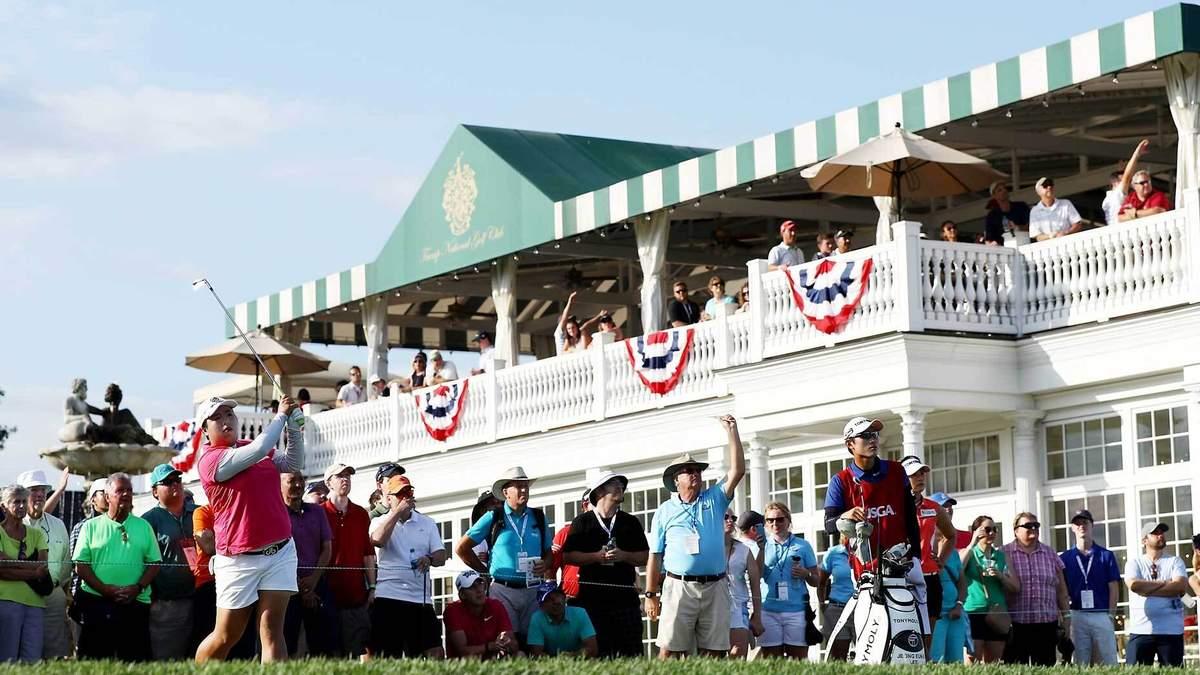 У гольф-клубу Трампа забрали право проведення великого міжнародного турніру
