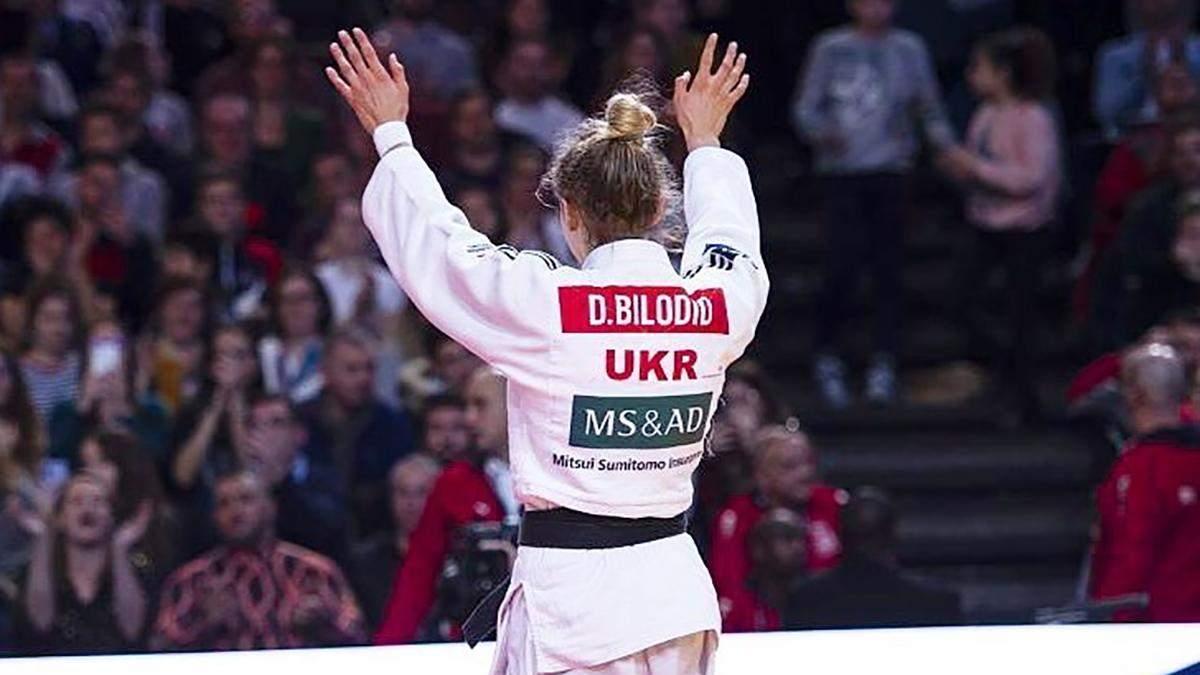 Білодід здобула бронзу на турнірі Masters-2021 в Досі