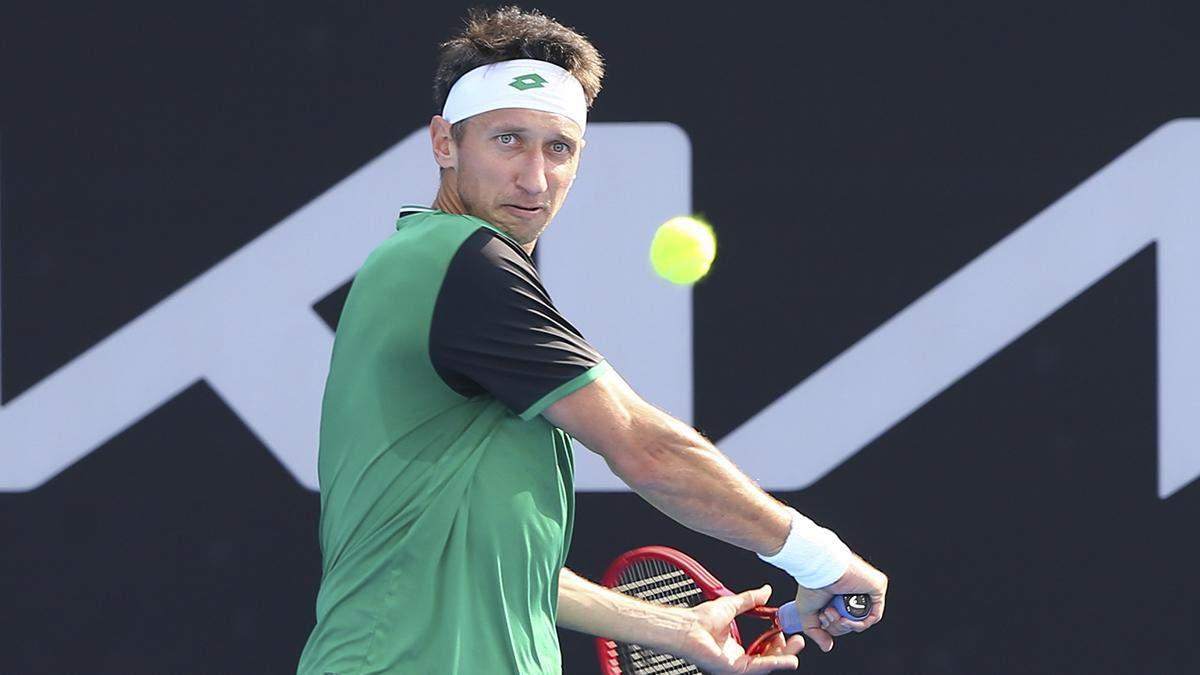 Сергій Стаховський зіграє в основній сітці Australian Open-2021