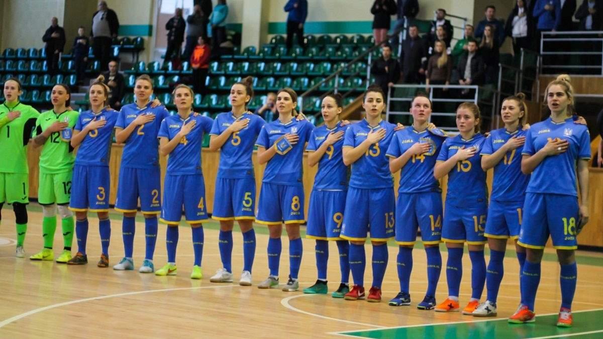 Фантастика: как женская сборная Украины по футзалу разорвала всех голом с Финляндией – видео