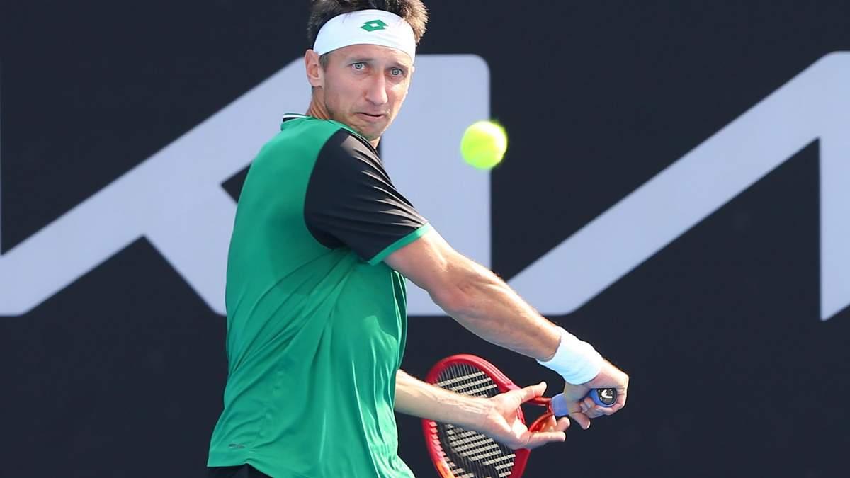 Стаховського на Australian Open відправили на жорсткий карантин без права тренуватися 14 днів