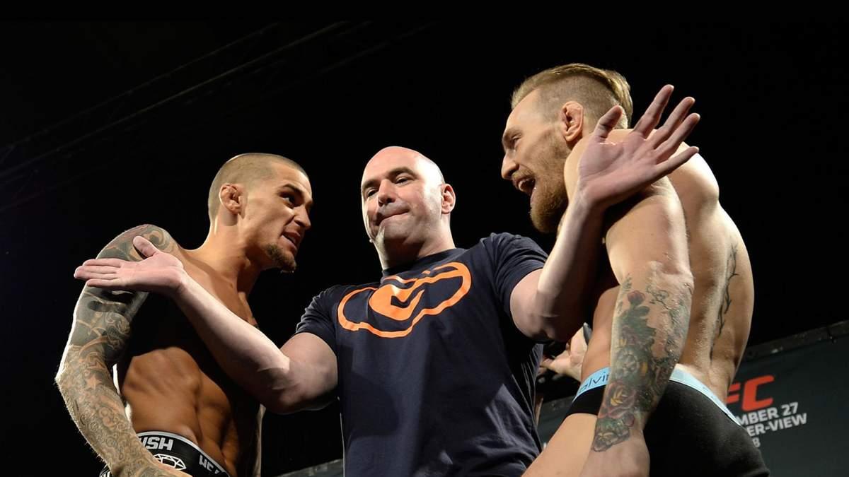 Чи зможе Конор МакГрегор нокаутувати Дастіна Пор'є: прогноз на бій UFC 257