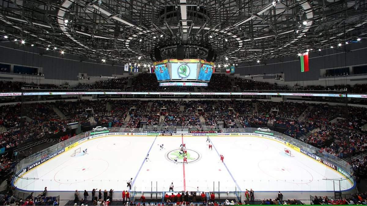 Чемпіонат світу з хокею 2021 в Білорусі скасовано – деталі