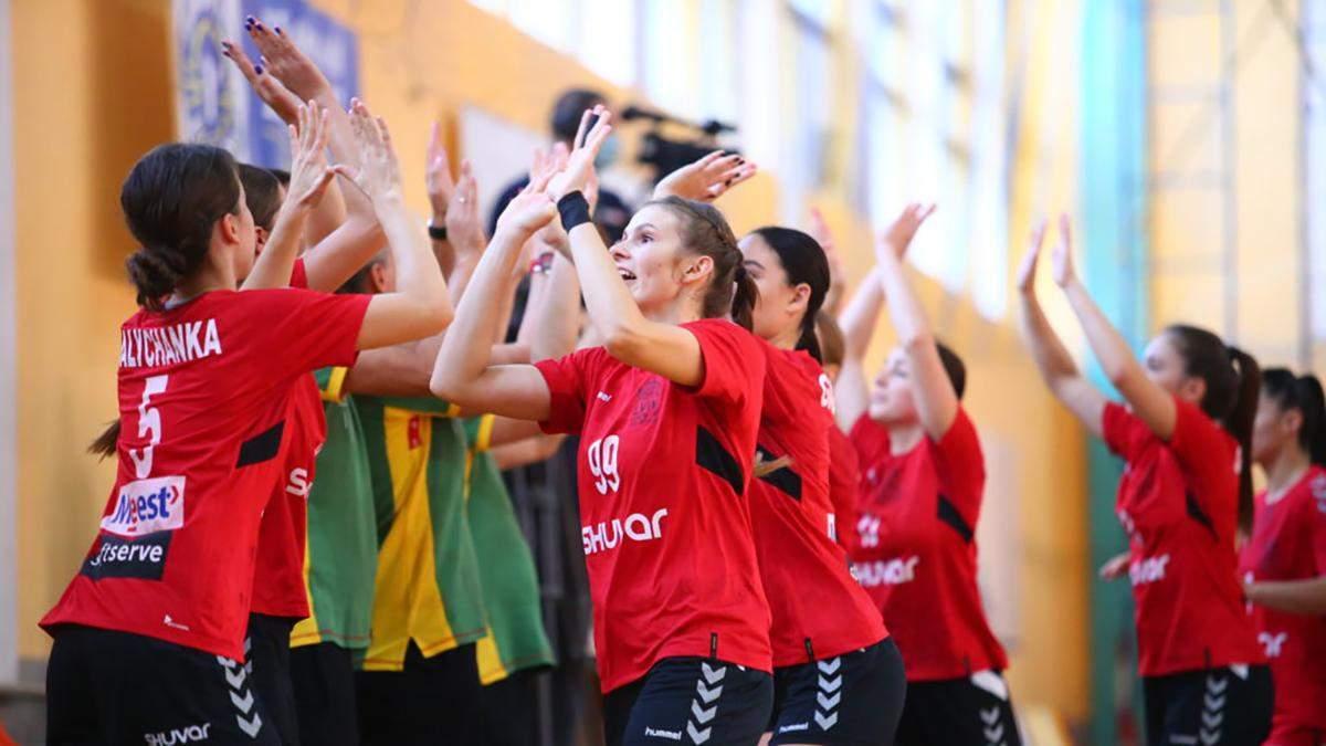 Галичанка отримала суперниць у чвертьфіналі Кубка ЄГФ